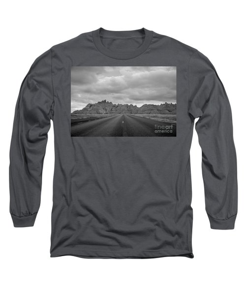 Road To The Badlands  Bq Long Sleeve T-Shirt