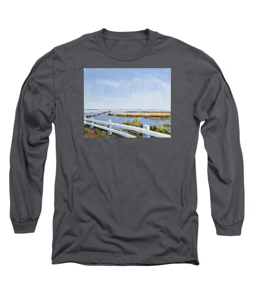 Roadside P-town Long Sleeve T-Shirt