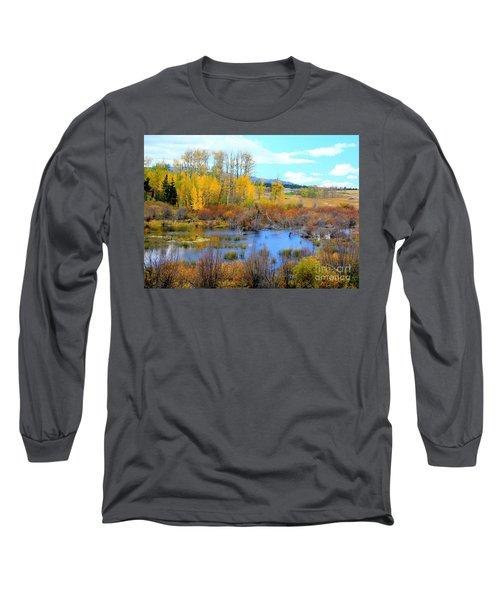 Roadside Splendor Long Sleeve T-Shirt