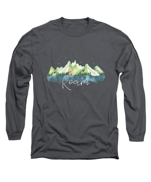 Roam Long Sleeve T-Shirt