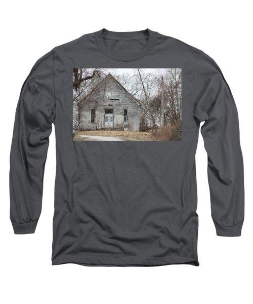 Roanoke Missouri Building Long Sleeve T-Shirt
