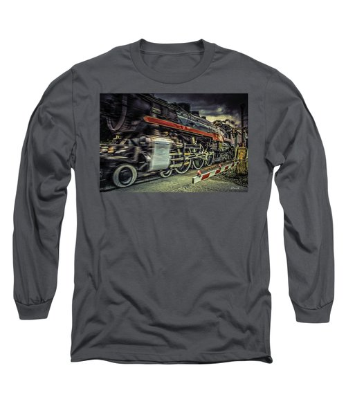 Roaring Past Long Sleeve T-Shirt