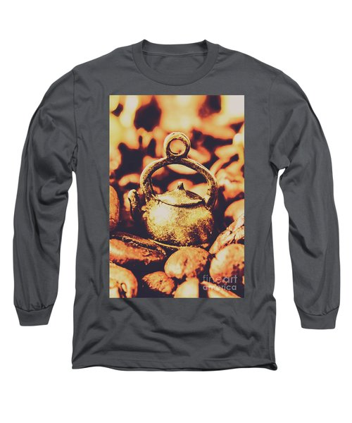 Roast House Kitchen Artwork Long Sleeve T-Shirt