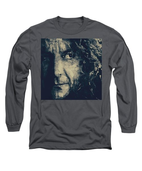 Robert Plant - Led Zeppelin Long Sleeve T-Shirt