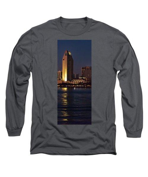 Robert Test Side Long Sleeve T-Shirt