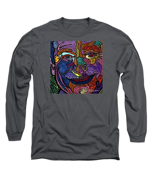 Robin Williams Greatest Comic Long Sleeve T-Shirt