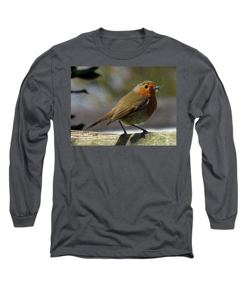 Robin3 Long Sleeve T-Shirt
