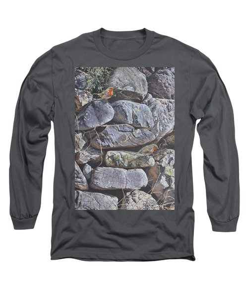 Robins Long Sleeve T-Shirt
