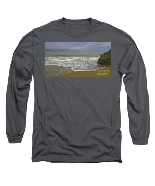 Rock And Sand Long Sleeve T-Shirt