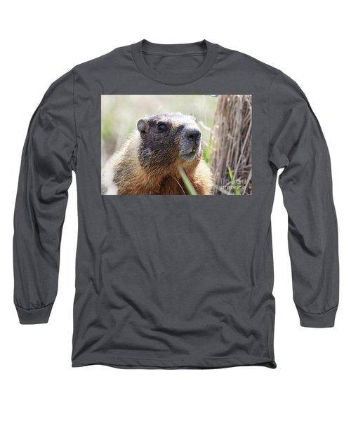 Rock Chuck Long Sleeve T-Shirt