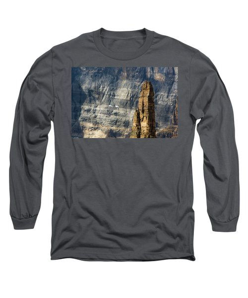 Rock Climber Long Sleeve T-Shirt