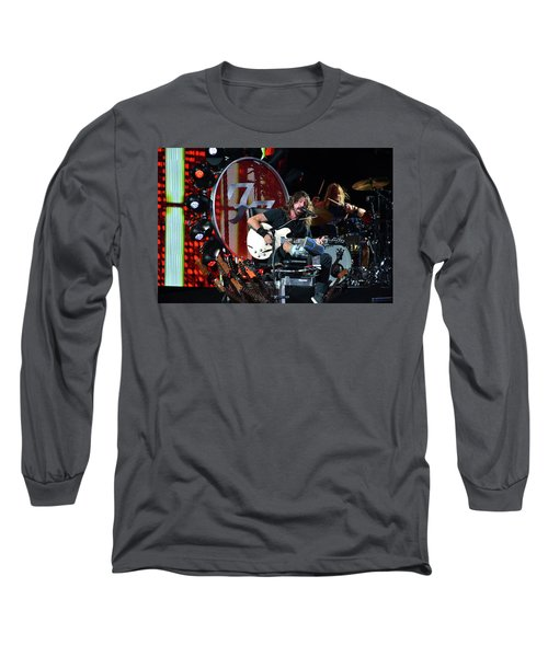 Rock Concert Long Sleeve T-Shirt