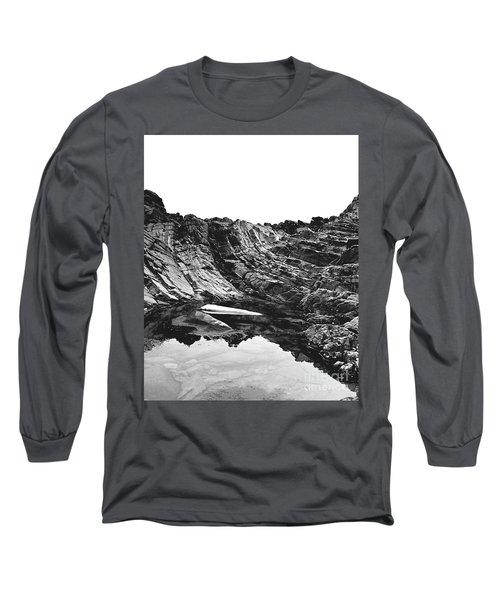 Rock - Detail Long Sleeve T-Shirt by Rebecca Harman