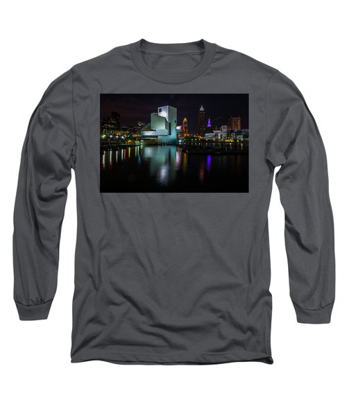 Rock Hall Reflections Long Sleeve T-Shirt