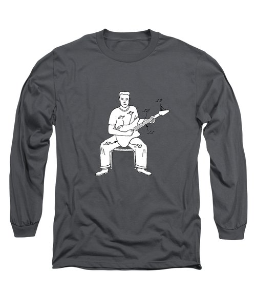 Rock On Dude Long Sleeve T-Shirt