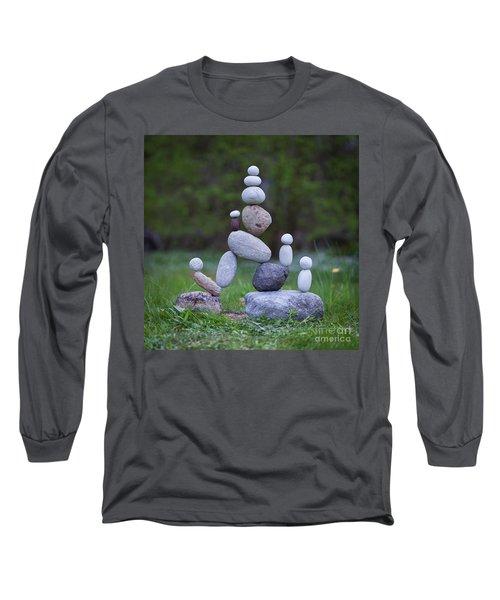 Rock Yoga Long Sleeve T-Shirt