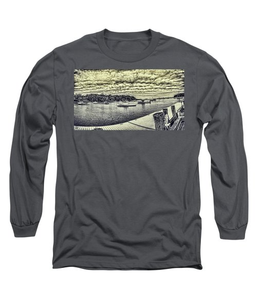 Rockport Outer- Harbor Long Sleeve T-Shirt
