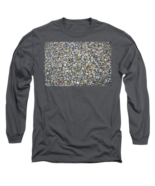 Long Sleeve T-Shirt featuring the photograph Rocky Beach 1 by Nicola Nobile