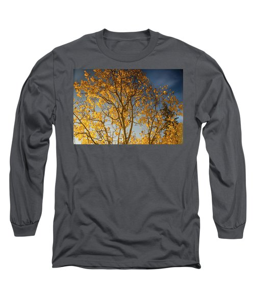 Rocky Mountain Fall Colors Long Sleeve T-Shirt