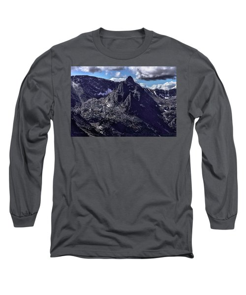 Rocky Mountain National Park Colorado Long Sleeve T-Shirt
