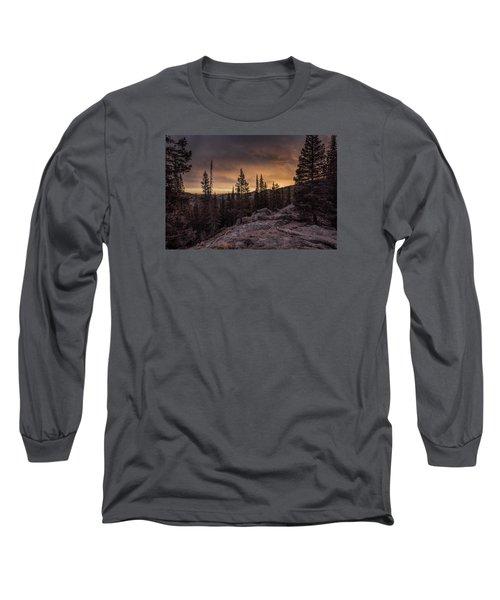 Rocky Mountain Skyfire Long Sleeve T-Shirt
