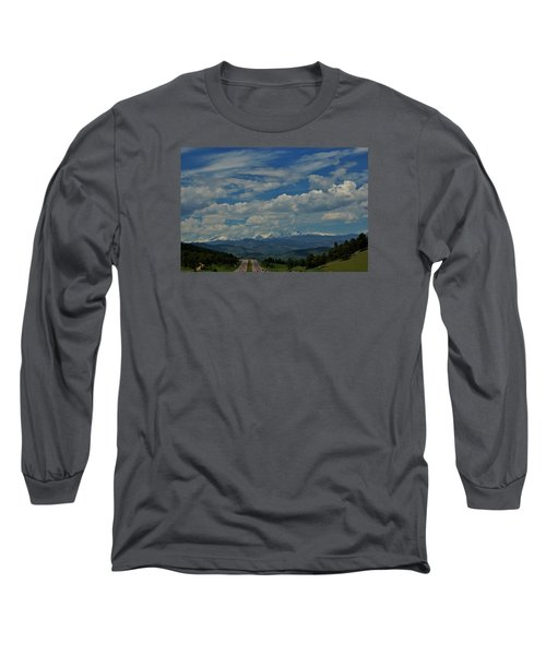 Colorado Rocky Mountain High Long Sleeve T-Shirt