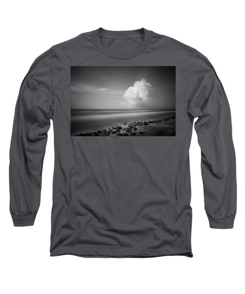 Rocky Shoreline Long Sleeve T-Shirt
