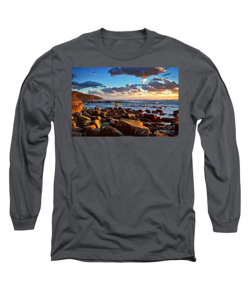 Rocky Surf Conditions Long Sleeve T-Shirt