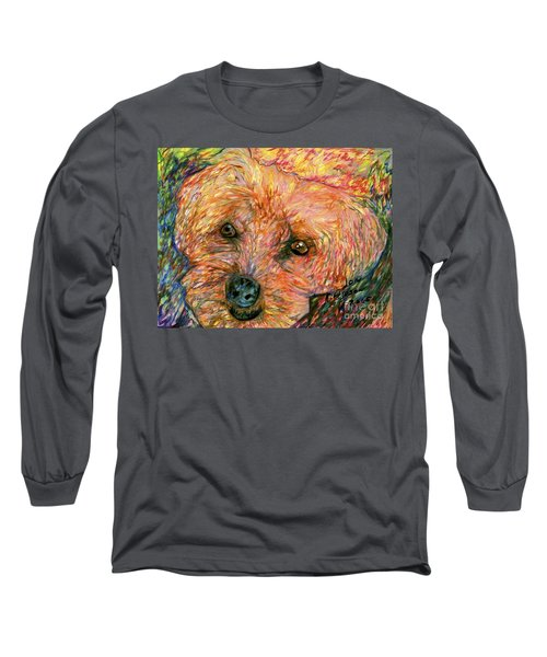 Rocky The Dog Long Sleeve T-Shirt
