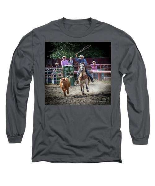 Cowboy In Action#1 Long Sleeve T-Shirt
