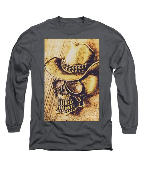 Rodeo Spook Long Sleeve T-Shirt