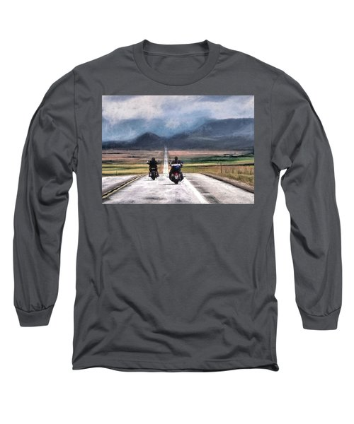 Roll Me Away Long Sleeve T-Shirt