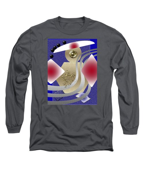 Rolling Down Long Sleeve T-Shirt by Tina M Wenger
