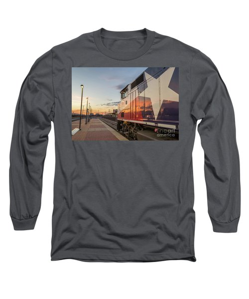 Rolling Into The Sunset Long Sleeve T-Shirt