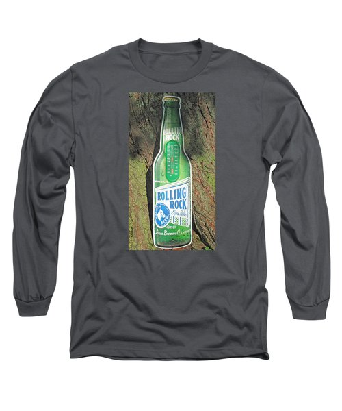 Rolling Rock Beer Long Sleeve T-Shirt