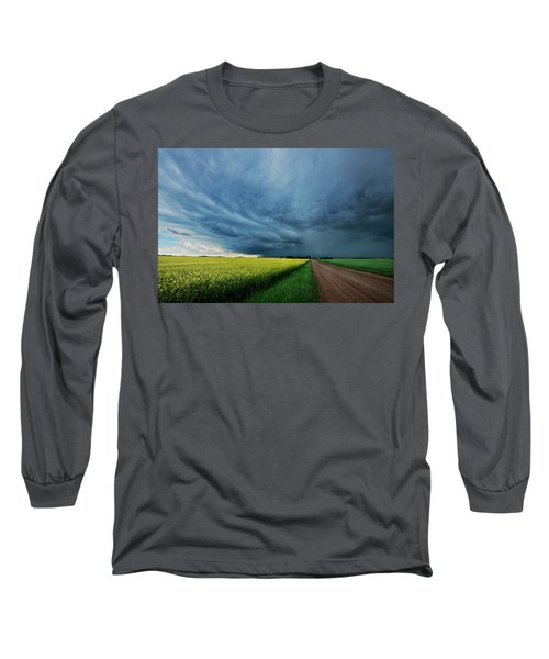 Rolling Storm Long Sleeve T-Shirt