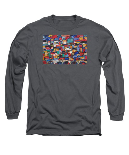 Rome, Bridge Of Angels Long Sleeve T-Shirt