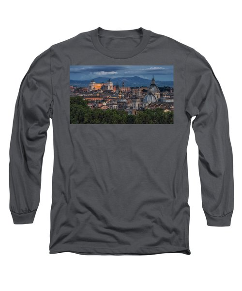 Rome Twilight Long Sleeve T-Shirt