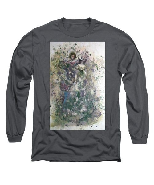 Romeo And Juliet. Monotype Long Sleeve T-Shirt