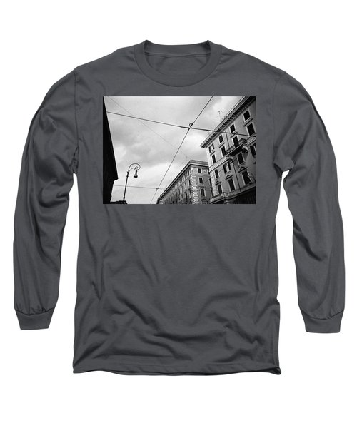 Rome's Downtown Cable Sky Long Sleeve T-Shirt