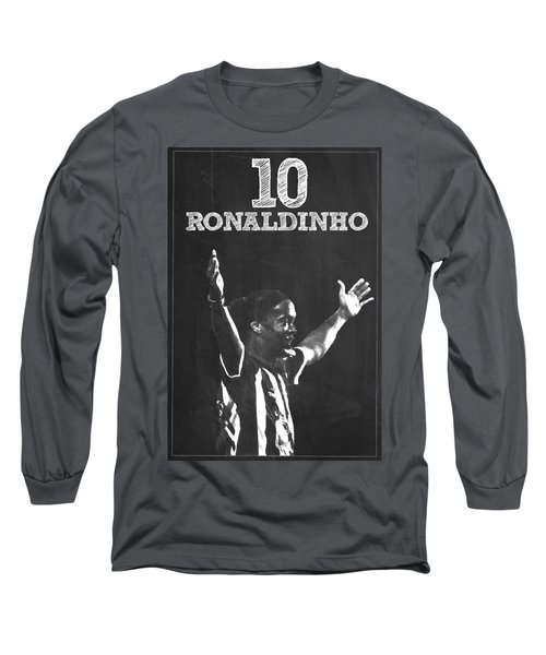 Ronaldinho Long Sleeve T-Shirt