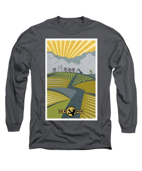 Ronder Van Vlaanderen Long Sleeve T-Shirt