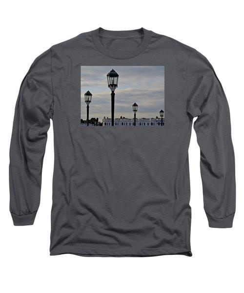 Roof Lights Long Sleeve T-Shirt