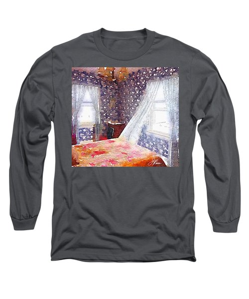 Room 803 Long Sleeve T-Shirt