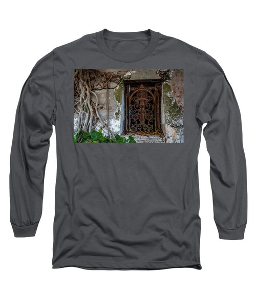 Roots And Rust Long Sleeve T-Shirt