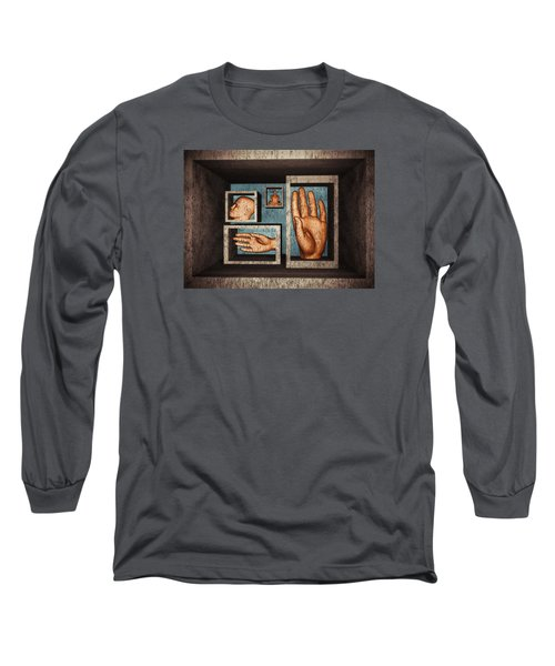 Roots Of Creativity Long Sleeve T-Shirt