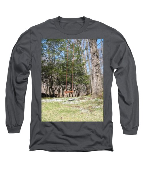 Rope Swing Long Sleeve T-Shirt