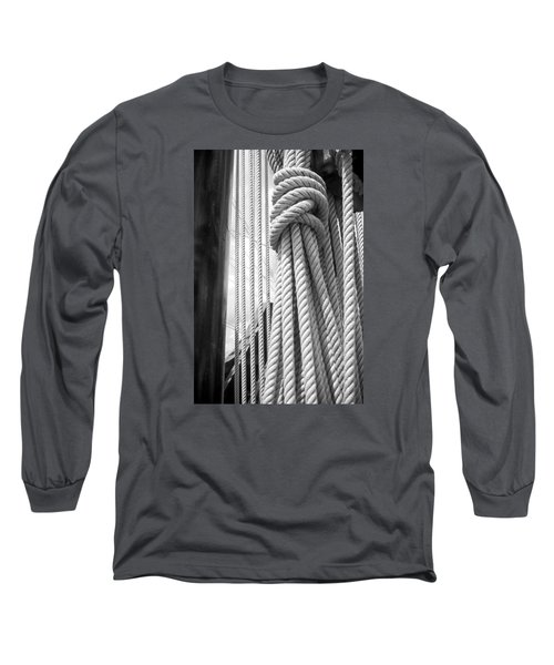 Ropes From The Past Long Sleeve T-Shirt