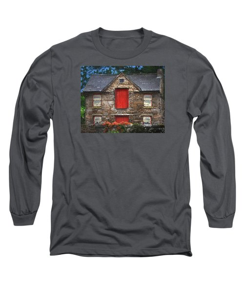 Roscommon Cottage Long Sleeve T-Shirt