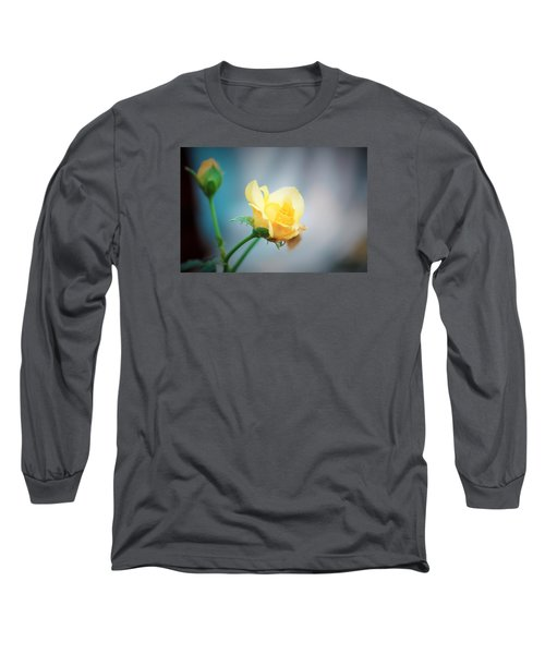 Rose Bling Long Sleeve T-Shirt